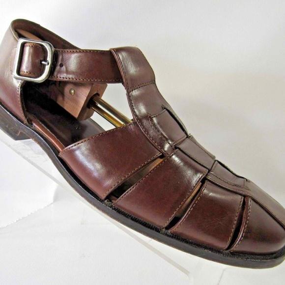Poshmark 10 ShoesCity Brown Sandals Cole Size Mens Haan wPk0nO